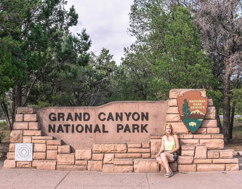 Grand Canyon in giornata