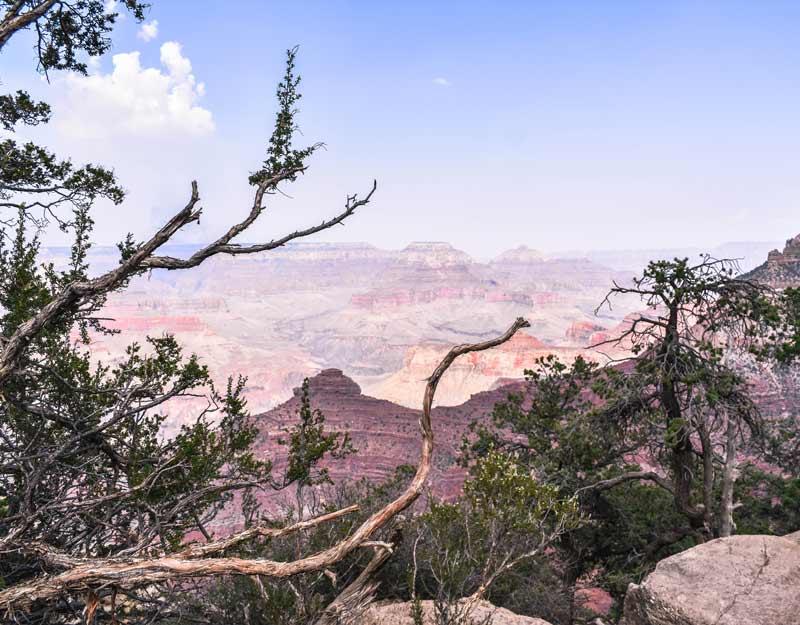 Muoversi al Grand Canyon