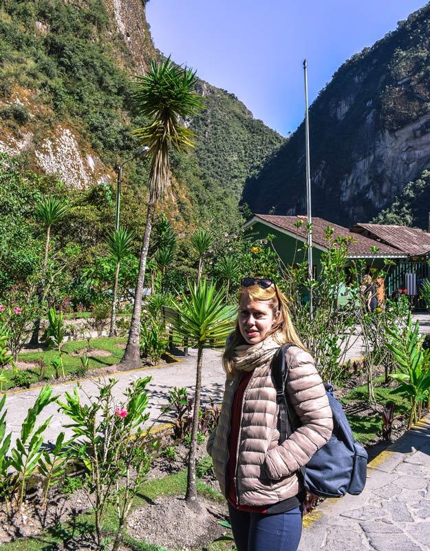 Aguas Calientes, ai piedi di Machu Picchu