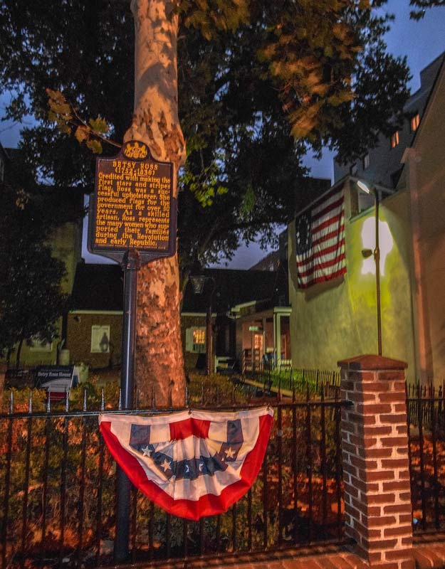 Cosa vedere a Philadelphia: Betsy Ross House