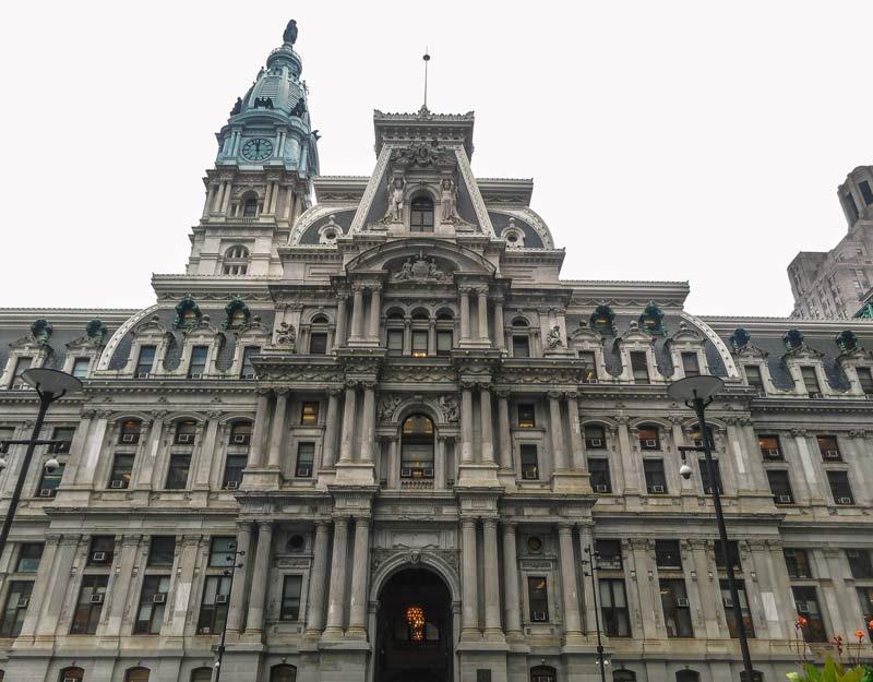 Cosa vedere a Philadelphia: City Hall