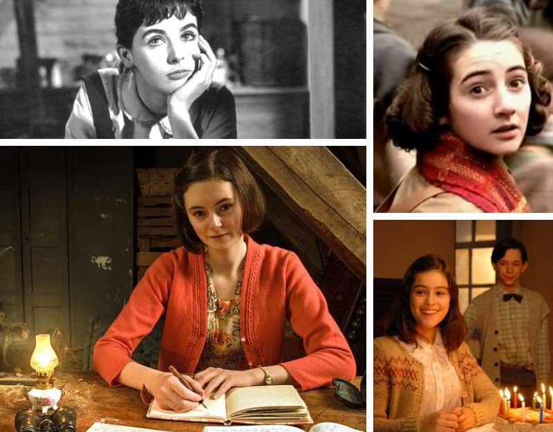 Il diario di Anna Frank sullo schermo