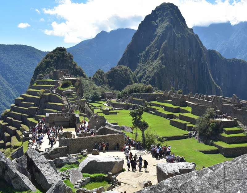 Machu Picchu a maggio