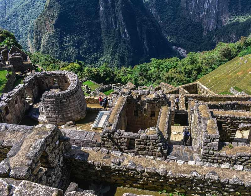 Machu Picchu in giornata