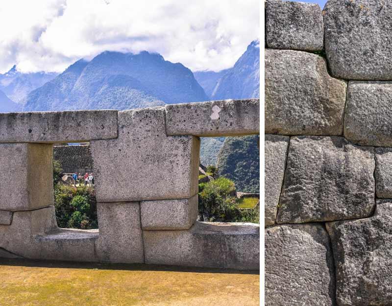 Il sito inca di Machu Picchu