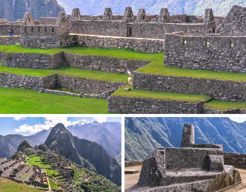 Salire a Machu Picchu