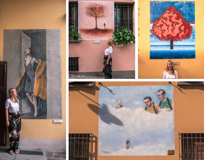 Street art nel mondo: Dozza