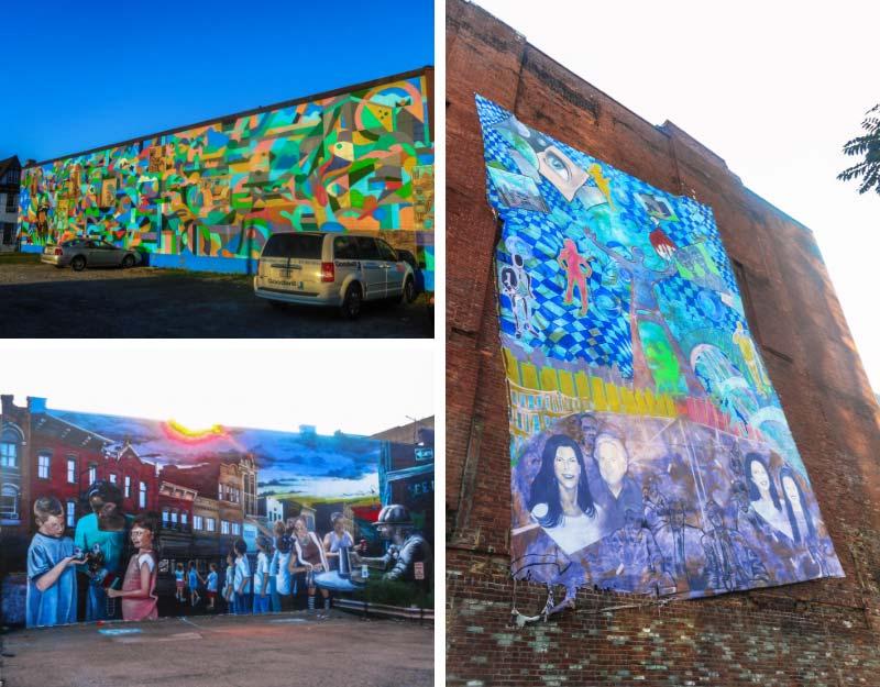 Street art nel mondo: Pittsburgh