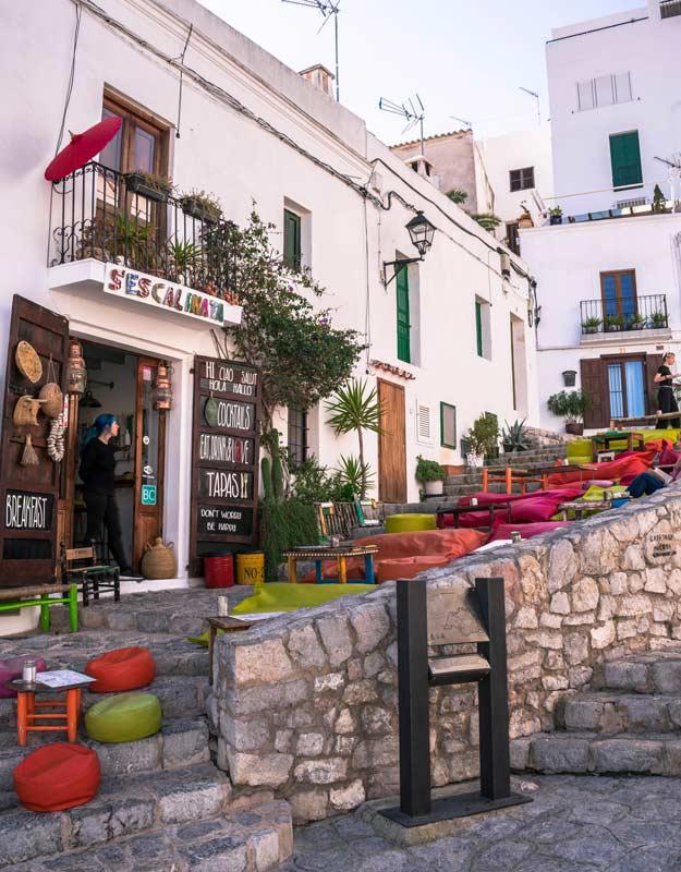 Dalt Villa a Ibiza Town