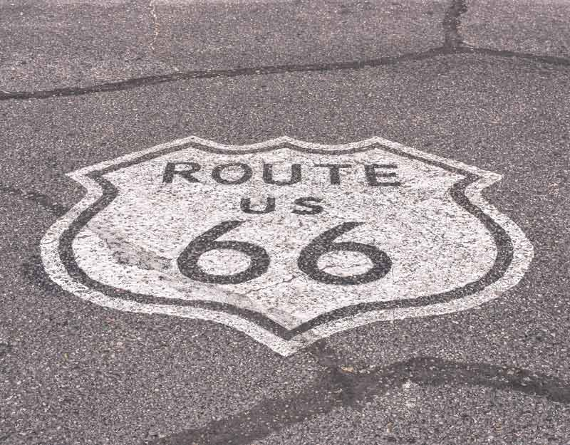 Percorrere la Route 66: The Mother Road
