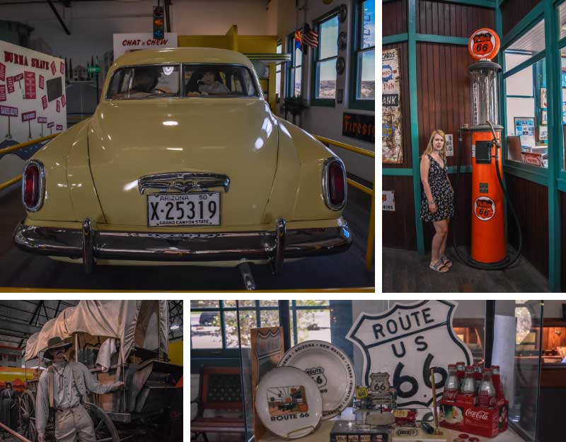Route 66 Museum a Kingman