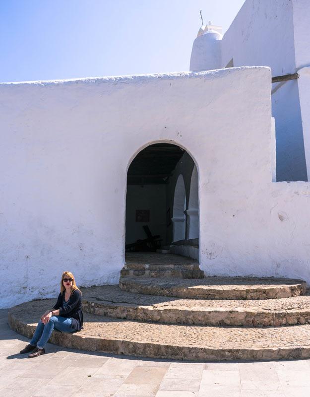 Santa Eularia des Riu a Ibiza: Puig de Missa