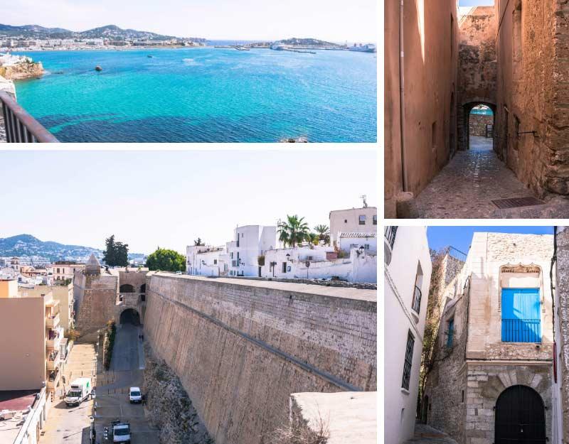 Visitare Dalt Villa a Eivissa