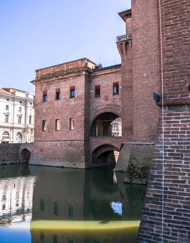 Ferrara in un giorno: Castello Estense