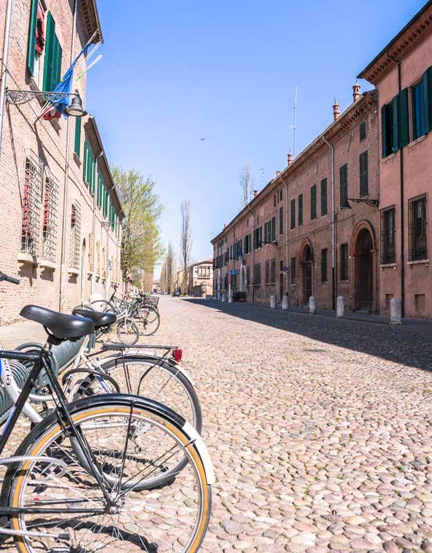 Ferrara in un giorno: Corso Ercole I d'Este