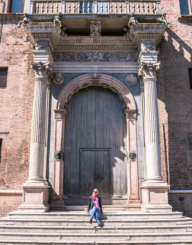 Ferrara in un giorno: itinerario a piedi
