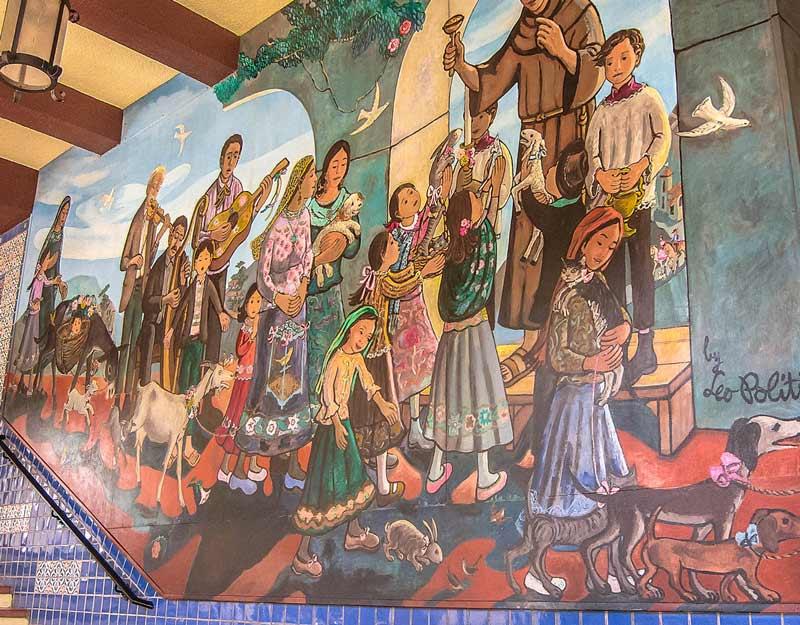 Cosa vedere a Downtown Los Angeles: El Pueblo
