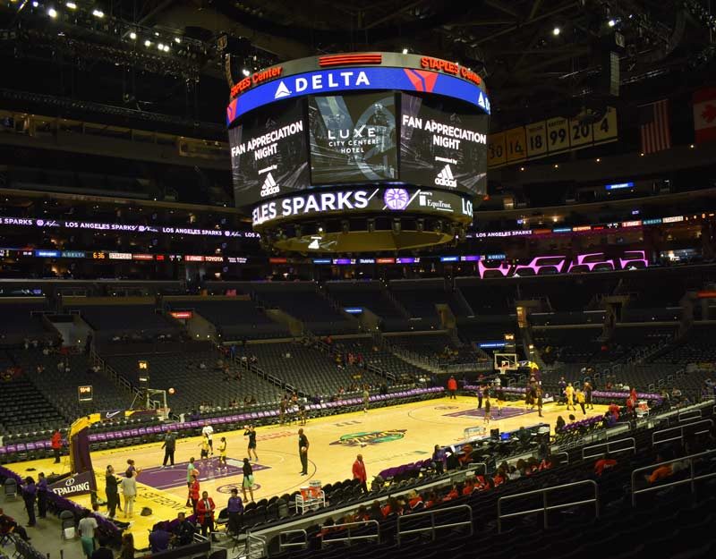 Cosa vedere a Downtown Los Angeles: Staples Center