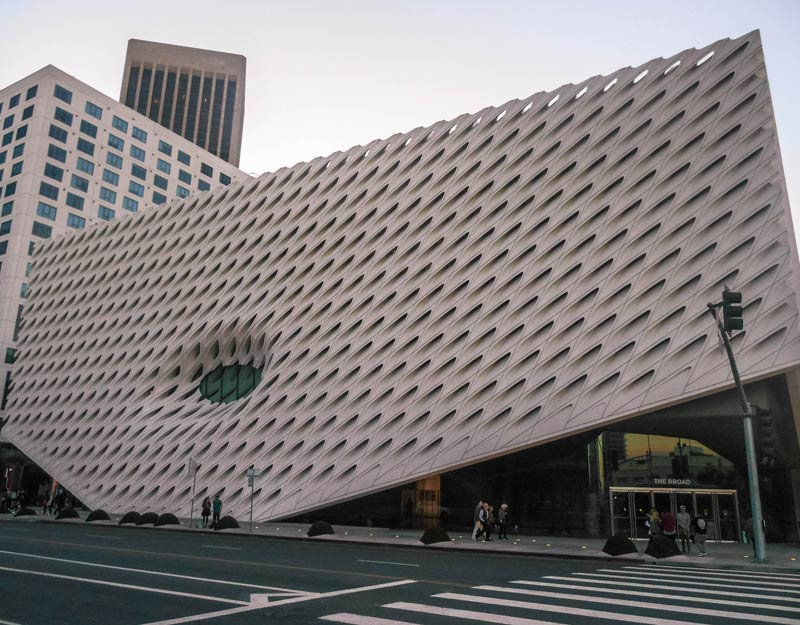 Cosa vedere a Downtown Los Angeles: The Broad
