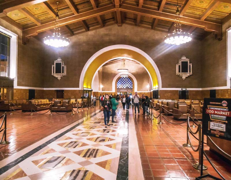Cosa vedere a Downtown Los Angeles: Union Station