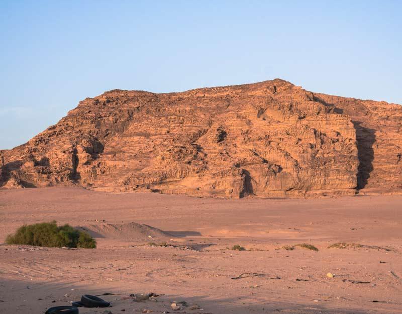 Vedere la Giordania in cinque giorni
