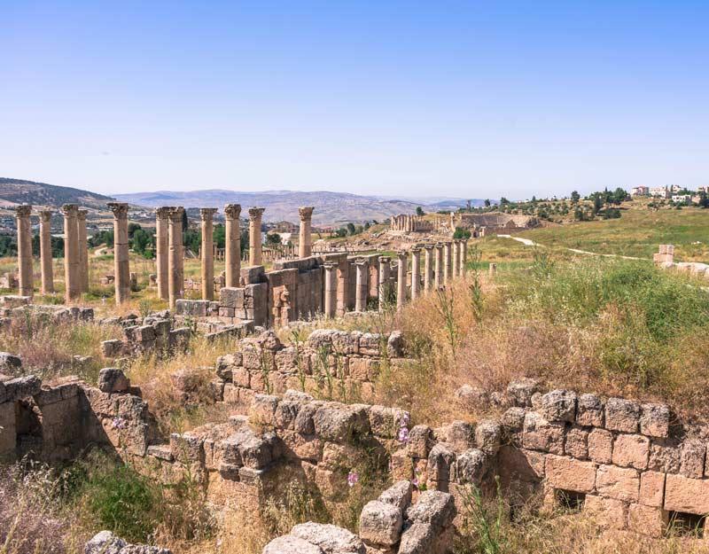 Viaggio fai da te in Giordania