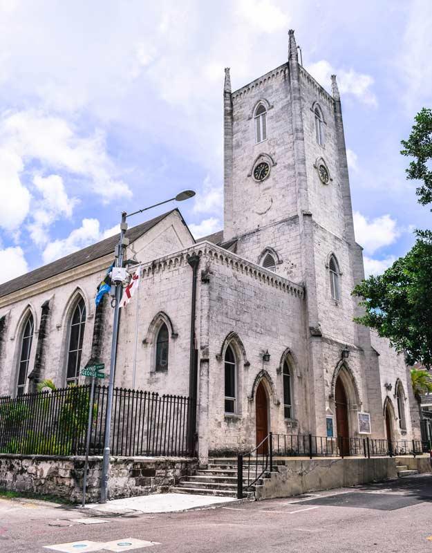 Chiesa a Nassau