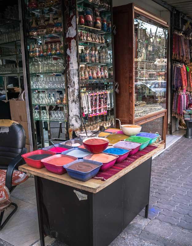 I colori di Amman
