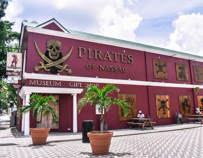 Cosa vedere a Nassau: Pirates of Nassau