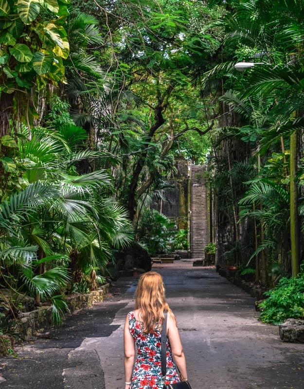 Cosa vedere a Nassau: Queen's Satircase
