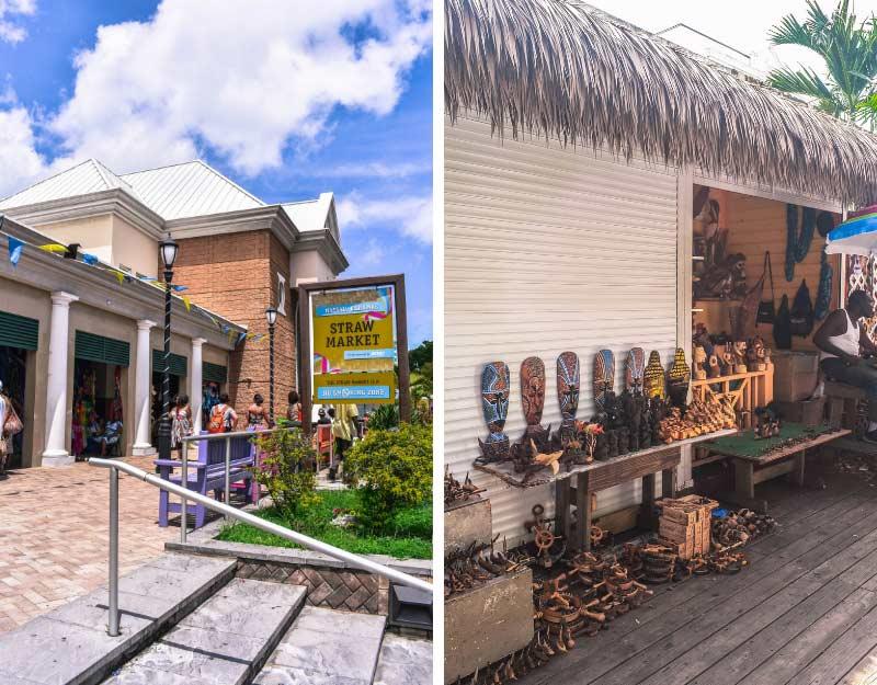 Cosa vedere a Nassau: Straw Market