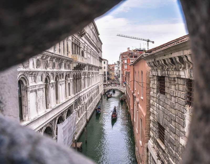 Dettaglio di Venezia