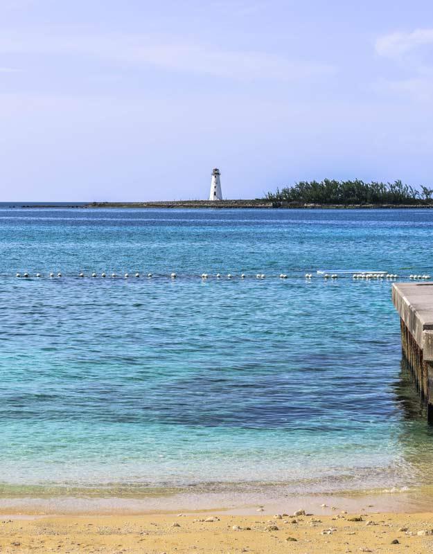 Junkanoo Beach alle Bahamas