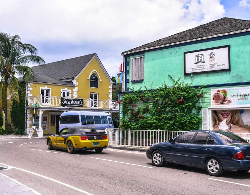 Nassau centro
