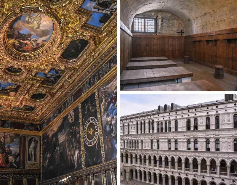 Stanze di Palazzo Ducale a Venezia