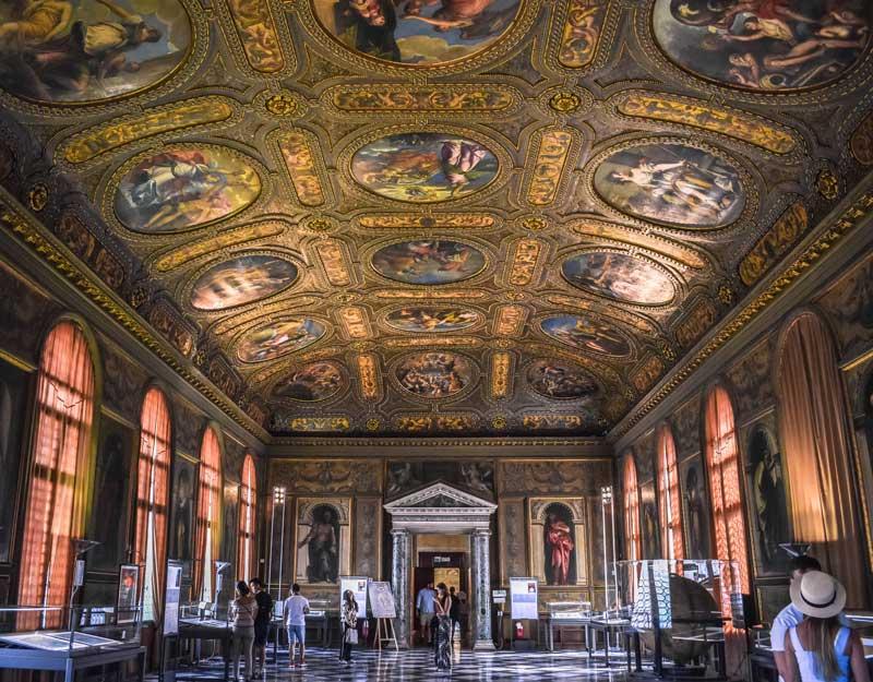 Venezia in un giorno: Biblioteca Marciana