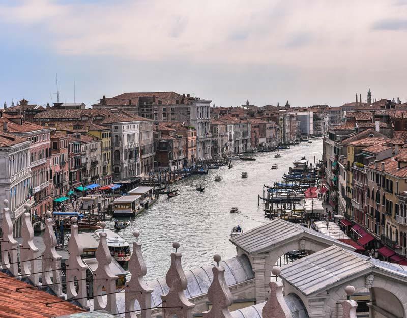 Venezia in un giorno: Fondaco di Tedeschi