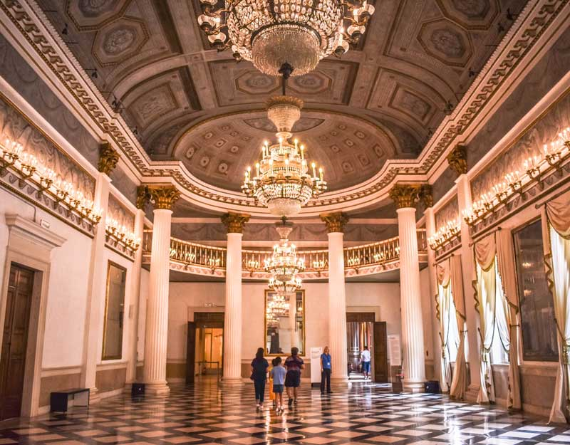 Venezia in un giorno: museo Correr