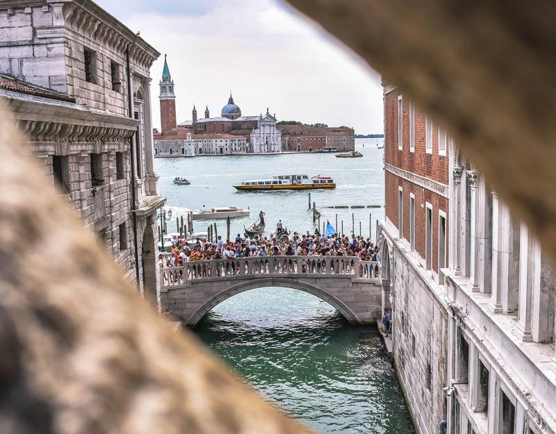 Venezia in giornata
