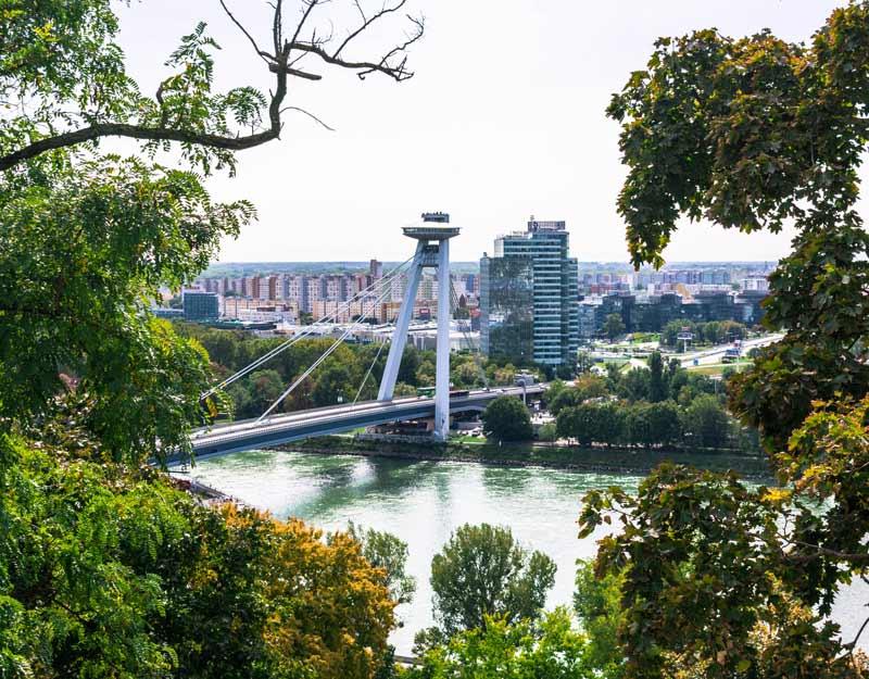 UFO a Bratislava