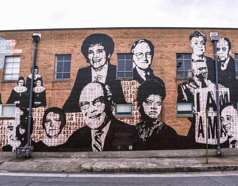Murales a Memphis