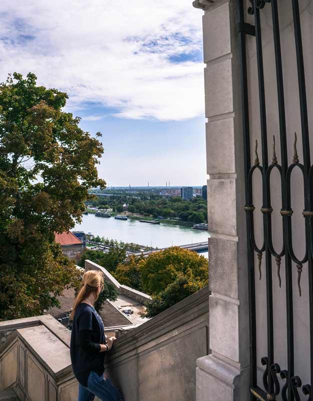 Panorama su Bratislava