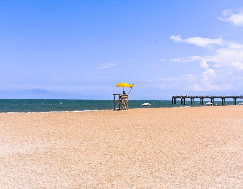 Spiaggia di Pensacola