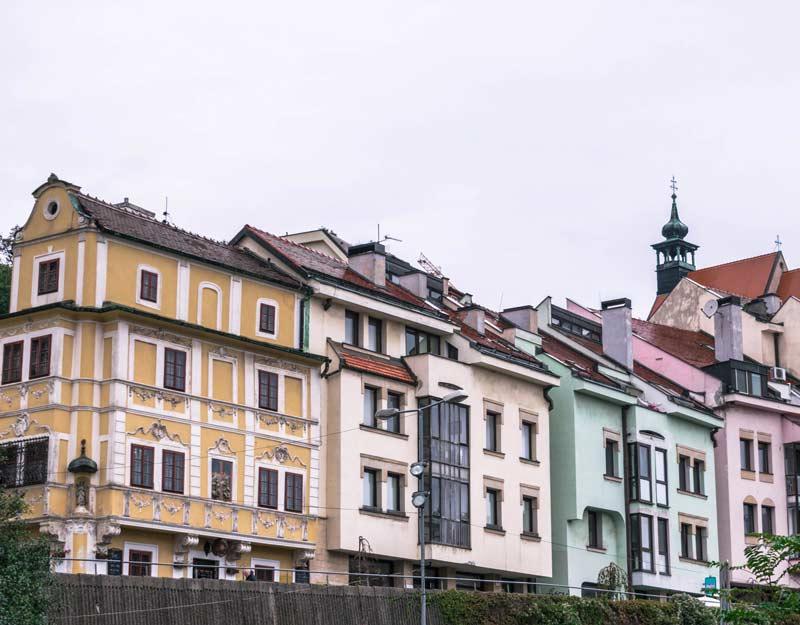Weekend a Bratislava