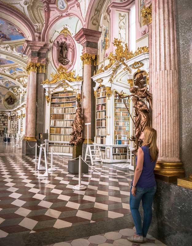 Biblioteca dell'Abbazia di Admont