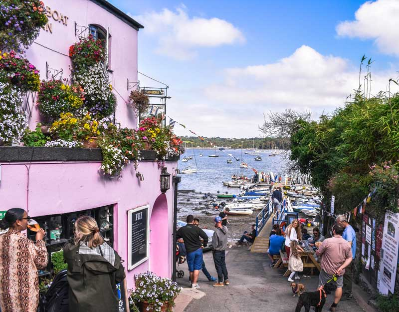 Il Ferry Boat Inn a Dittisham