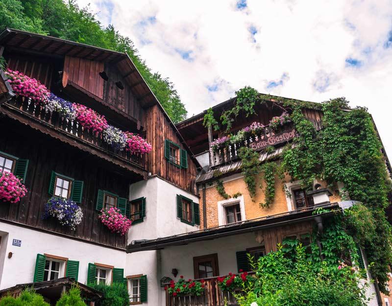Hallstatt, paese incantato