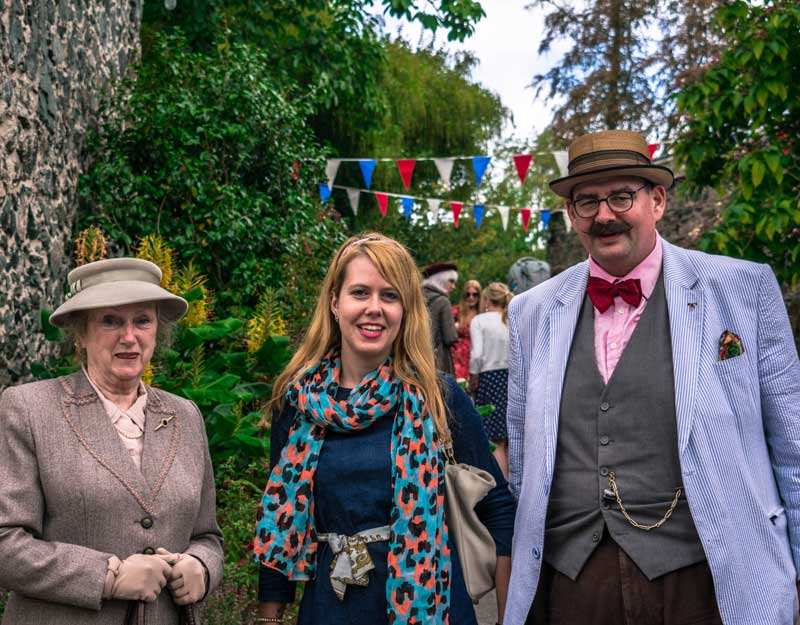 Poirot e Miss Marple a Greenway House