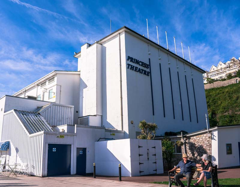Princess Theatre a Torquay
