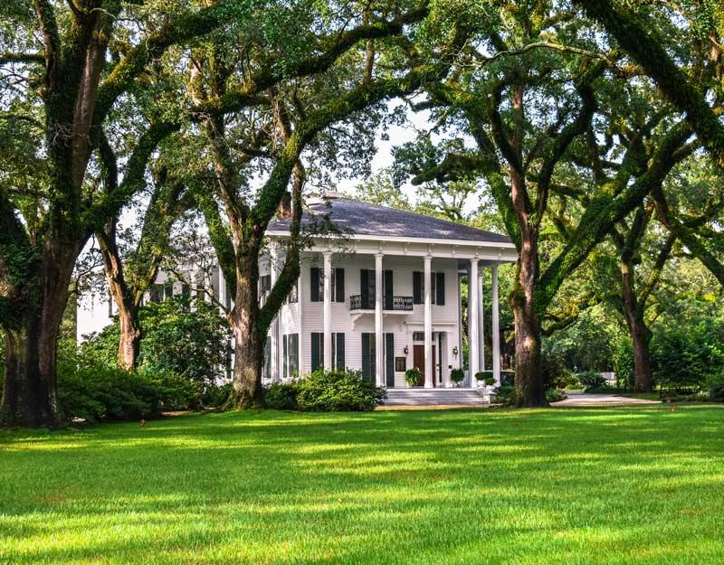 Architettura a Mobile, Alabama